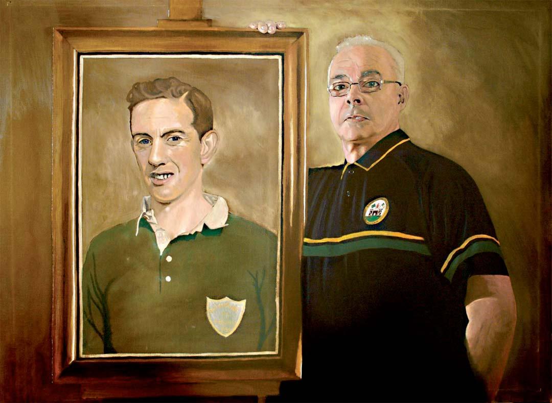 Art McCrory - Dungannon Clarkes
