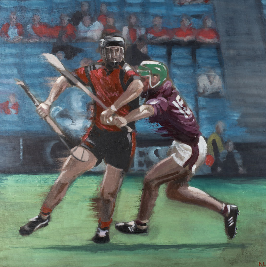 Hurlers by Niall Laird
