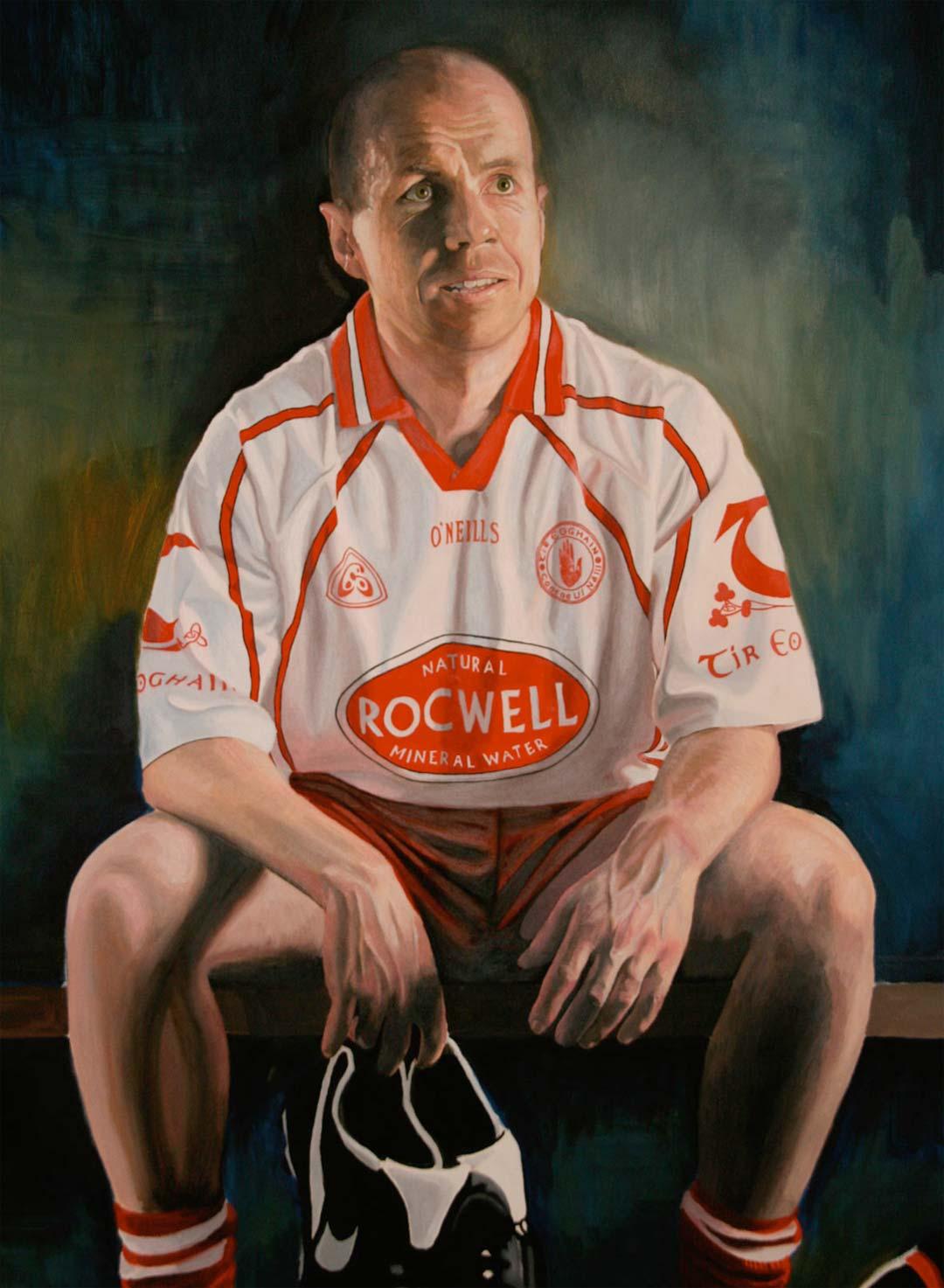 Peter Canavan - Tyrone GAA